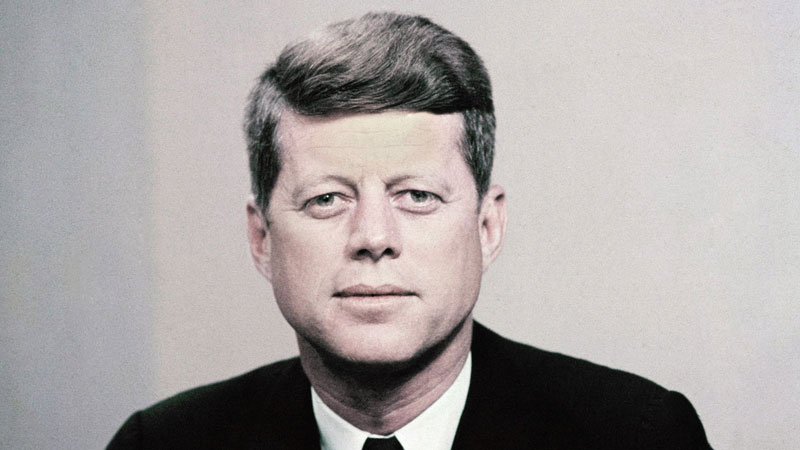 a biography of john f kennedy as the 35th president of the united states 35th president of the united states of inauguration of john fitzgerald kennedy the remains of john f kennedy lying in repose in the east room.