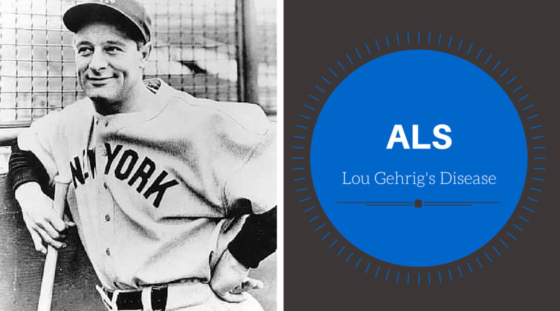 the physical and emotional toll of als lou gehrig s disease dr